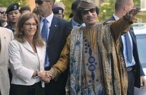 """la presidente della Confindustria Marcegaglia: """"Verrà creata presto una zona franca dedicata esclusivamente alle imprese italiane operanti in Libia"""""""